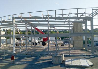 bureau d'etude construction metallique