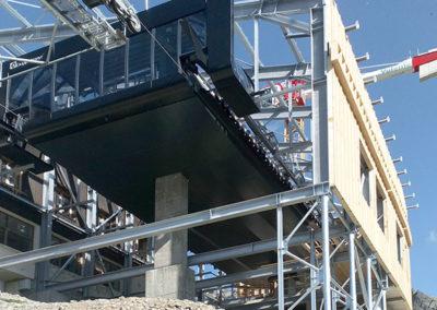 Ingénierie en construction métallique