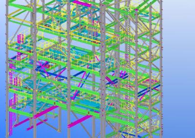 be structures métalliques
